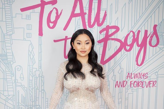 Lana Condor | To All The Boys I've Loved Before
