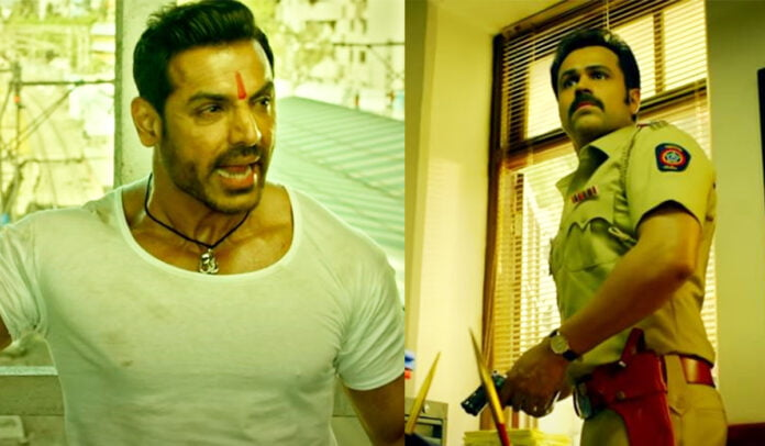 Mumbai Saga Dialogues: John Abraham and Emraan Hashmi's power packed action dialogues
