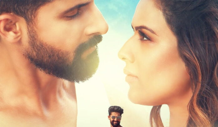 Nia Sharma and Ravi Dubey sizzle hot in the new poster of Jamai 2