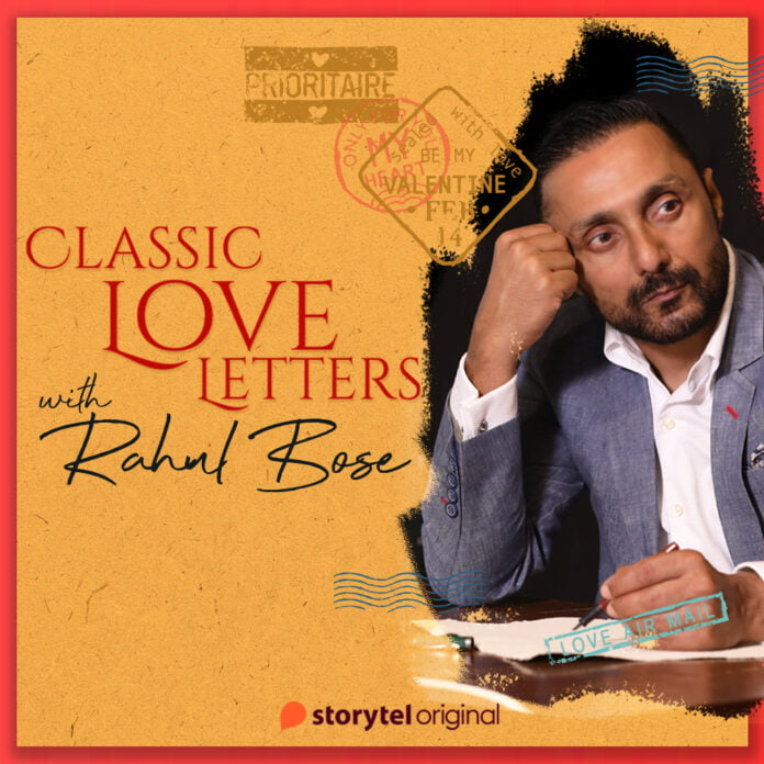 Rahul Bose on classic love letters main cover