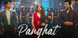 Roohi - Panghat Song Lyrics starring Rajkummar Rao, Janhvi Kapoor and Varun Sharma