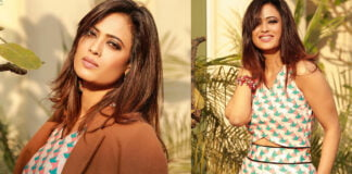 Shweta Tiwari glowing in her sunkissed pictures