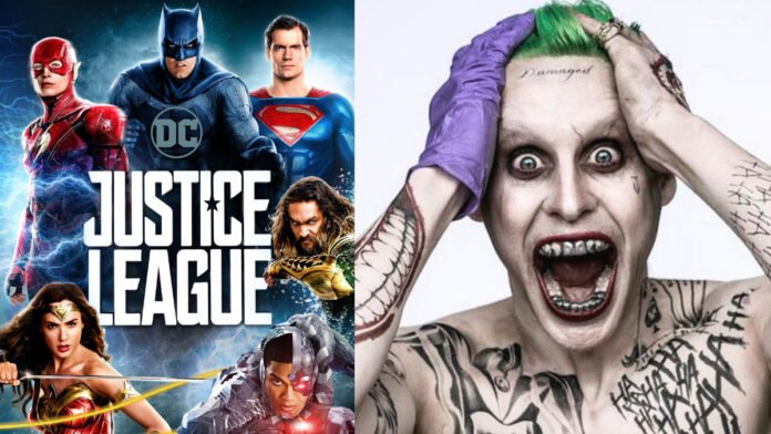 The Snyder Cut: Zack Snyder teases an updated version of Jared Leto's Joker for his cut of 'Justice League'