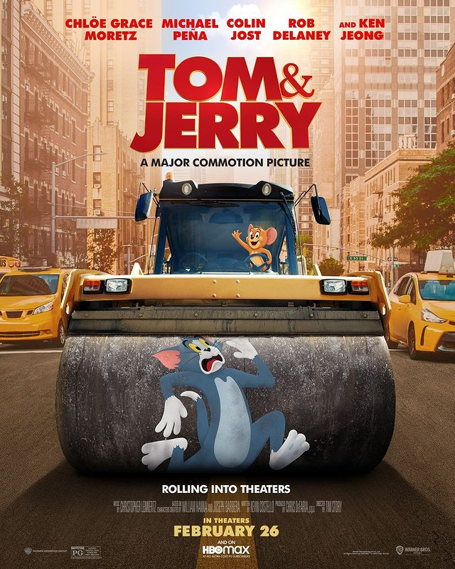Ken Jeong on working in 'Tom & Jerry'