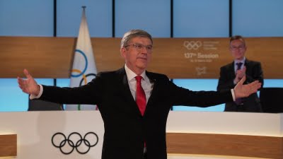 China offers to make vaccines for 2020, 2022 Olympics