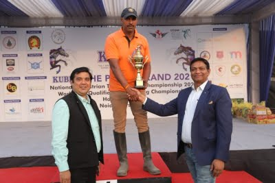 World Cup qualifiers for equestrian tent pegging starts Friday