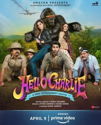 Aadar Jain: Given it my all for 'Hello Charlie'