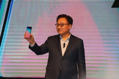Galaxy Note series to continue: Samsung's mobile biz chief