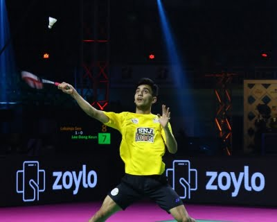 All England Open: Lakshya Sen crashes out in quarters (ld)