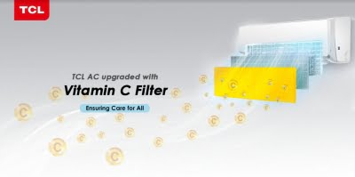 TCL brings AC with Vitamin C filter in India for optimum health