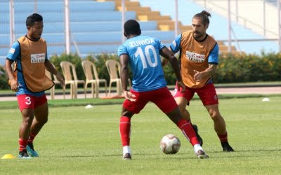 Churchill confident of clinching I-League title on Sunday