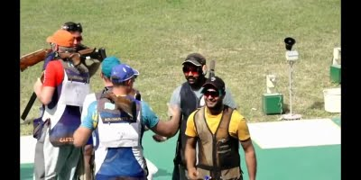 Shooting WC: India win gold in men's, women's trap (Lead)