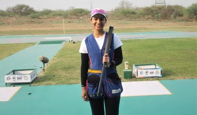 World Cup: India's Ganemat clinches bronze in women's skeet