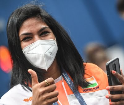 Possibilities are limitless for me at Olympics: Bhavani