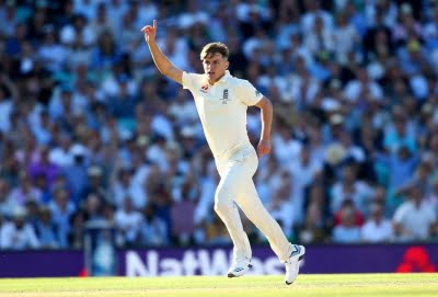 Disappointed with the finish: Curran