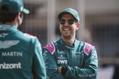 Vettel looking to take Aston Martin to the top in F1