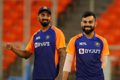 Now that we have depth, I'd like to open: Kohli