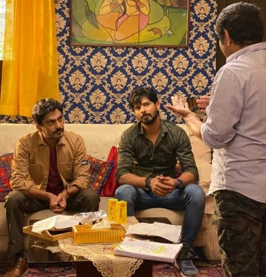 Nawazuddin Siddiqui's tip to co-actor Rohit Chaudhary