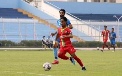I-League: TRAU, Churchill draw 1-1, title race goes down to last day