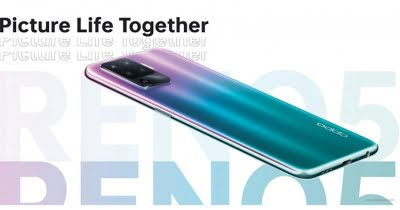 OPPO Reno5 F with a quad-camera setup launched