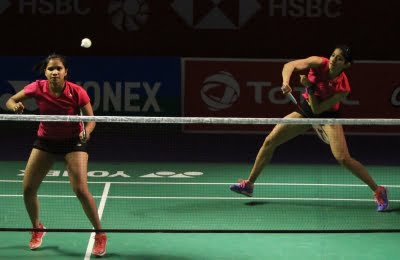 Orleans Masters: Ashwini-Sikki reach quarters after receiving bye (Ld)