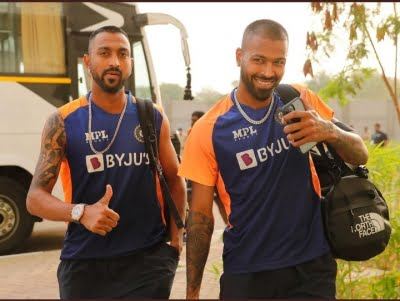 Battle of brothers: India's Pandyas versus England's Currans (Ld)