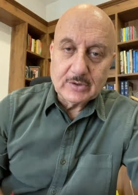 Anupam Kher urges people to follow Covid protocol