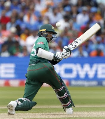 Never said I don't want to play Test cricket: Shakib