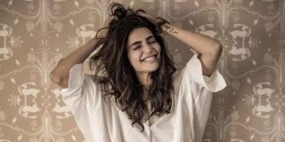 Karishma Tanna goes grunge for March