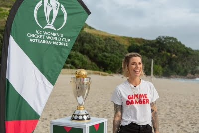 'Girl Gang' announced official song of ICC Women's World Cup 2022