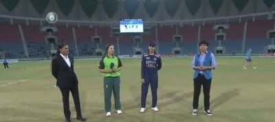 SA women win toss, elect to field in 1st T20 vs India