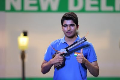 World Cup: Indian shooters win two more gold (Ld)