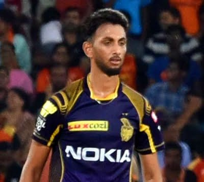 Maiden call-up for Krishna in Ind's ODI squad for Eng series (Ld)