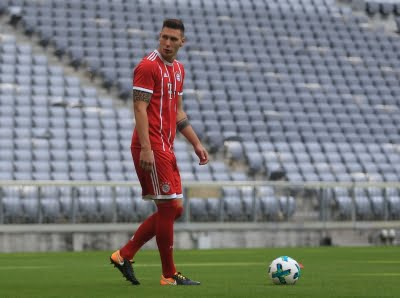 Germany arrive in Bucharest without injured Sule