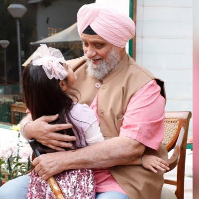 As Bishan Bedi recovers from illness, granddaughter makes him smile