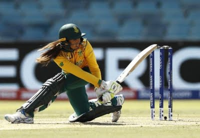 All-round Bosch helps SA women beat India in 1st T20
