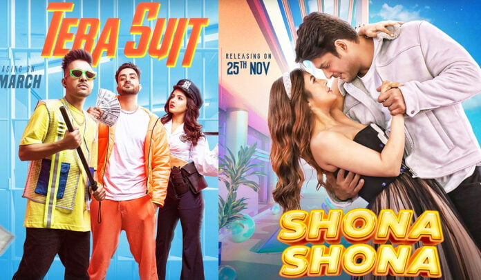 Aly Goni - Jasmin Bhasin to Sidharth Shukla - Shehnaaz Gill From 'Bigg Boss' house couples to music video hits