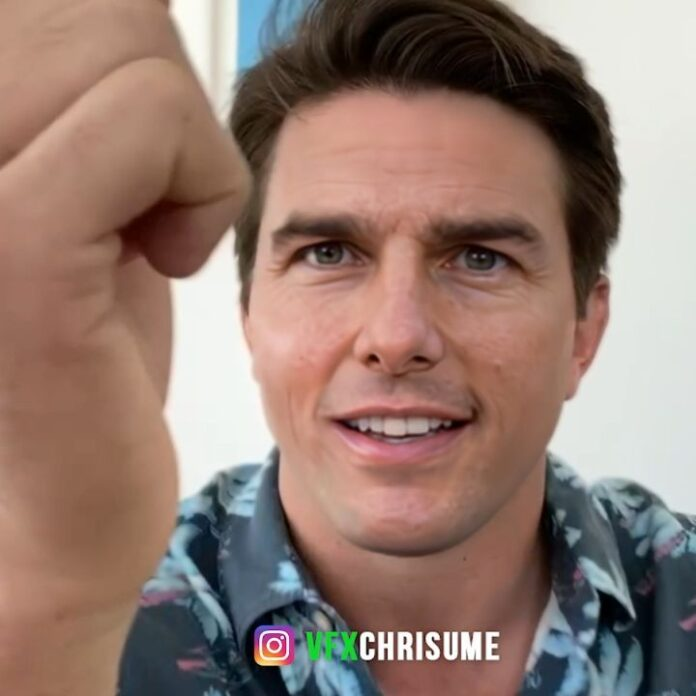 Chris Ume impressed the world with Tom Cruise deepfakes