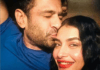Eijaz Khan forehead kiss to Pavitra Punia is love