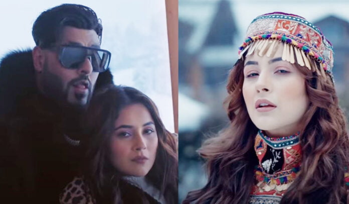 FLY song out now Shehnaaz Gill and Badshah's killer look in this new music video
