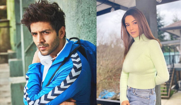 Kartik Aaryan test positive for COVID-19; Shehnaaz Gill pray for his speedy recovery