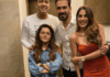 Mini reunion of Bigg Boss 14 contestants Rubina Dilaik, Abhinav Shukla, Nikki Tamboli and Rahul Pramod mahajan