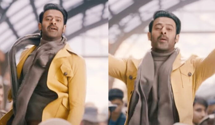 Prabhas's loverboy avatar for Radheshyam has girls drooling over him after seeing the film's teaser