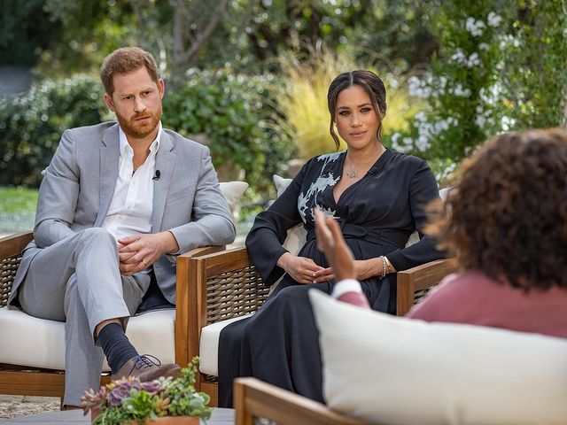 Preview of Prince Harry and Meghan Markle's interview with Oprah Winfrey