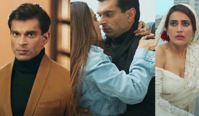 Qubool Hai 2.0 Dialogues Karan Singh Grover and Surbhi Jyoti in a romantic tale of love and action