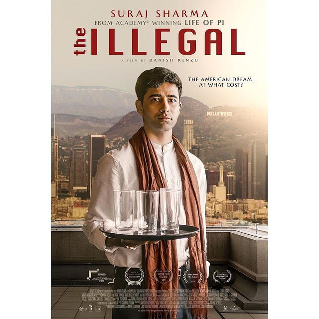 'The Illegal' poster