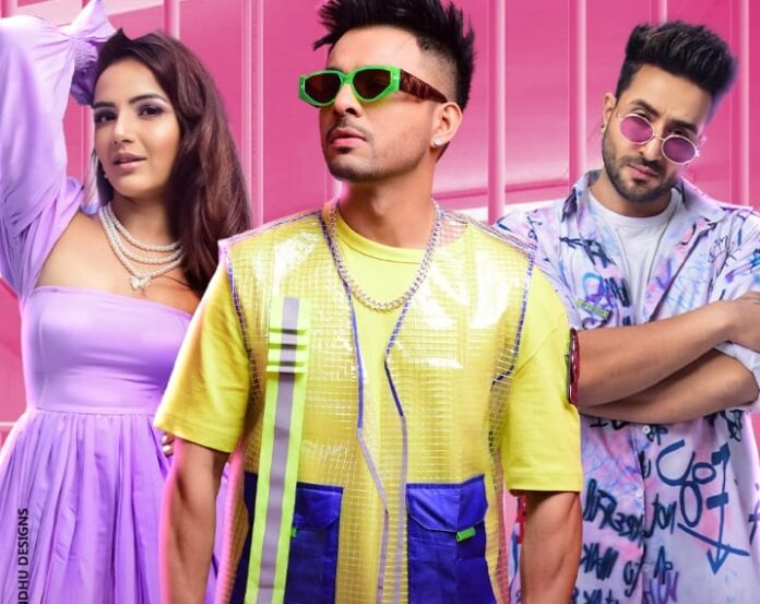 Tony Kakkar's Holi special song 'Tera Suit' feat Aly Goni & Jasmin Bhasin out now
