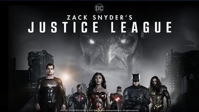Zack Snyder s Justice League on BookMyShow Stream