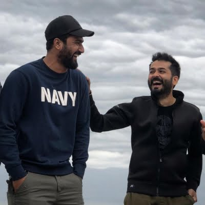 Vicky to 'Uri' maker Aditya Dhar: Your faith in me scares me