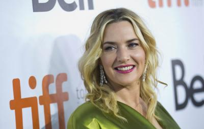 Kate Winslet (news agency pic)